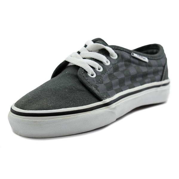 Vans 106 Vulcanzed   Round Toe Canvas  Sneakers