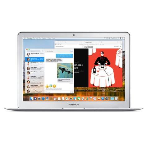 "Apple 13.3"" MacBook Air (Mid 2017 / Silver)"