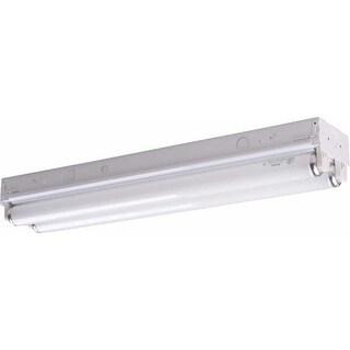 Volume Lighting V8517 Energy Saving 2 Light Fluorescent Strip