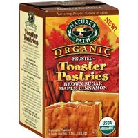 Nature's Path - Frosted Maple Toaster Pastry ( 12 - 11 oz boxes)