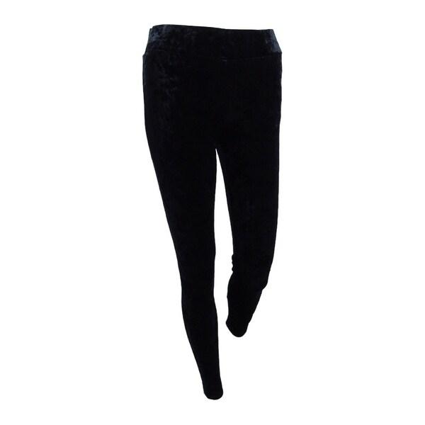 3b7a8c972d1fd Shop Michael Kors Women's Velvet Leggings - Free Shipping Today ...