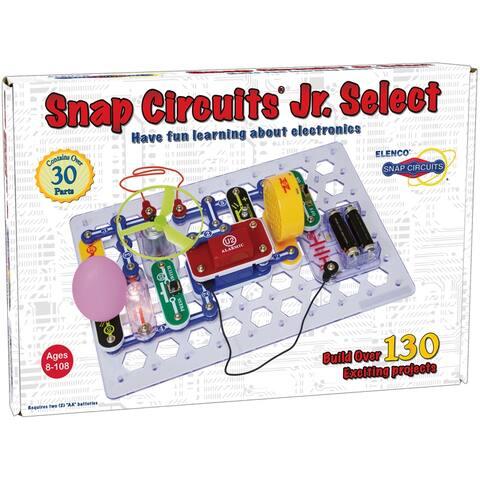 Elenco snap circuits jr select sc130