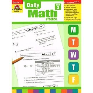Daily Math Practice Gr 3