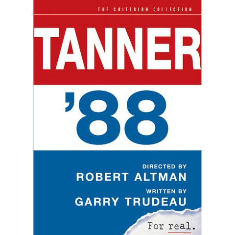 The Criterion Collection: Tanner '88 DVD