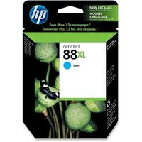 HP 88XL High Yield Cyan Original Ink Cartridge (C9391AN) (Single Pack)