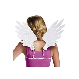 Disguise Princess Celestia Adult Wings - White