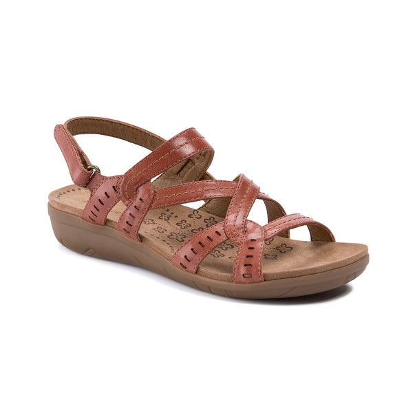 Baretraps Jacey Women's Sandals & Flip Flops Red Rose