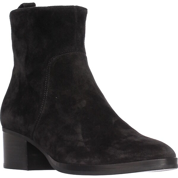 Via Spiga Ottavia Ankle Boots, Black