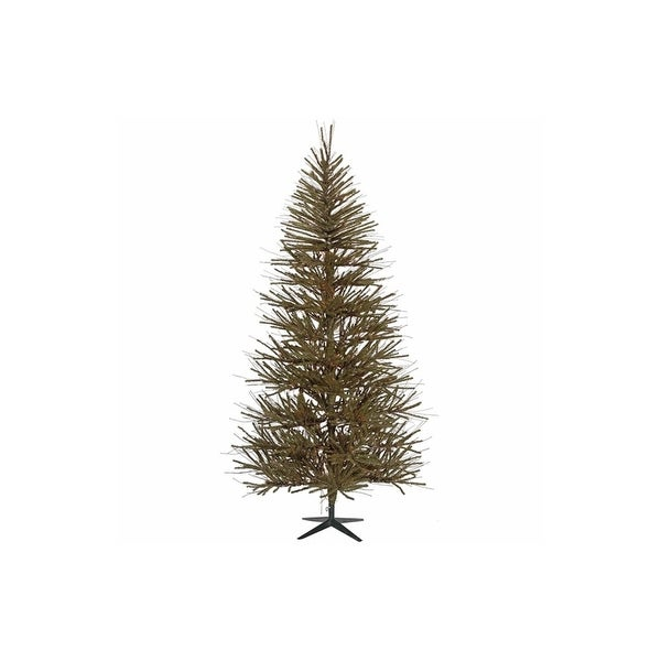 "4' x 28"" Vienna Twig Medium Artificial Christmas Tree - Unlit"