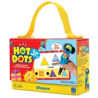 Educational Insights Hot Dots Jr Cards Kit, Shapes