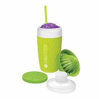 The Chill Factor Funtastic Frozen Slushy Cocktail Maker Kit (Option: Purple)