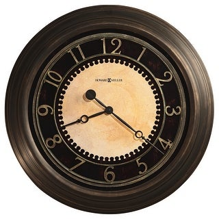 Link to Howard Miller Chadwick Industrial, Vintage, Classic, and Transitional Style Statement Wall Clock, Reloj De Pared Similar Items in Decorative Accessories