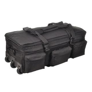 Sandpiper of California Rolling Load Out Bag - Black - 2037-O-BLK