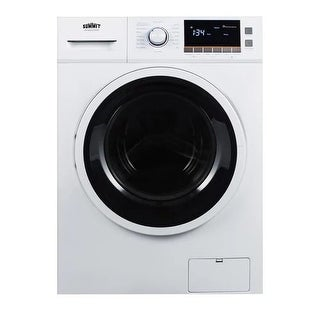 Summit SPWD2200 2.0 Cu. Ft. Washer Dryer Combo