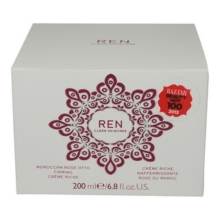 REN Skincare Moroccan Rose Otto Firming Creme Riche-200 ml