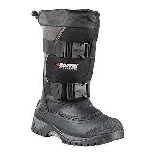 Baffin Men's Wolf Snow Boot Black/Pewter