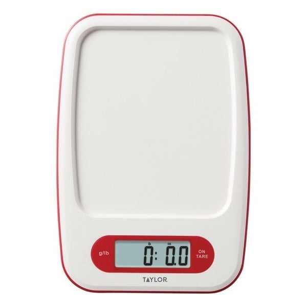 Taylor precision products 3856rd multipurpose digital kitchen scale