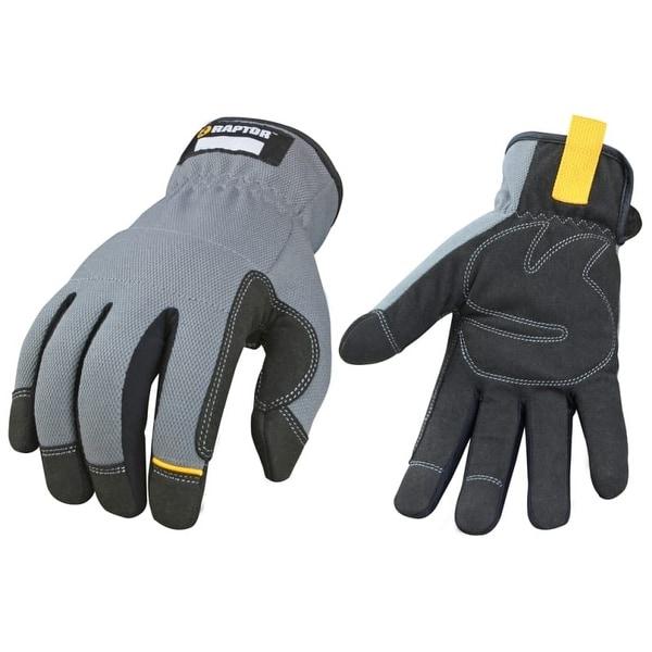 Raptor Tools RAP90102 General Duty Mechanical Gloves, Large Size
