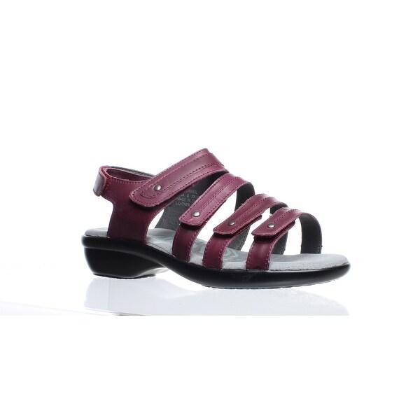 Shop Propet Womens Aurora Plum Sandals