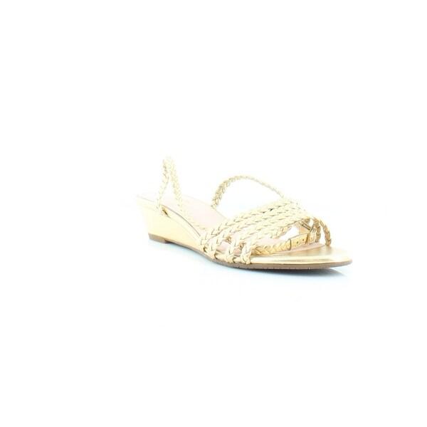 Kate Spade Valencia Women's Sandals & Flip Flops Gold - 7