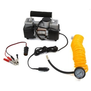 DC 12V 150PSI Double Cylinder Car Electric Air Compressor Tire Inflator Pump