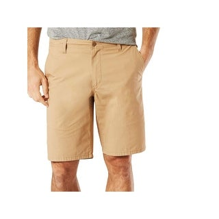 Dockers Mens Casual Shorts Lightweight Straight Fit