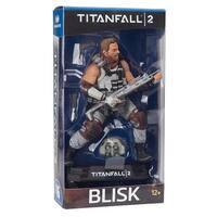 "Titanfall 2 7"" Color Tops Action Figure: Blisk - multi"