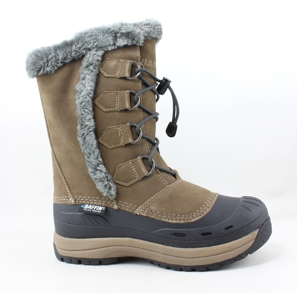 a402cc8c Shop Baffin Womens Chloe Taupe Snow Boots Size 9 - Free Shipping ...