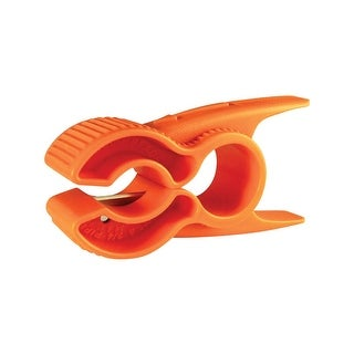 SharkBite 23369A PEX Tube Cutter And Crimper, Orange, 1/2""