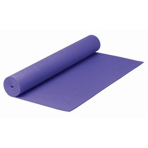 Valeo Yoga Pilates Mat-Purple - Purple