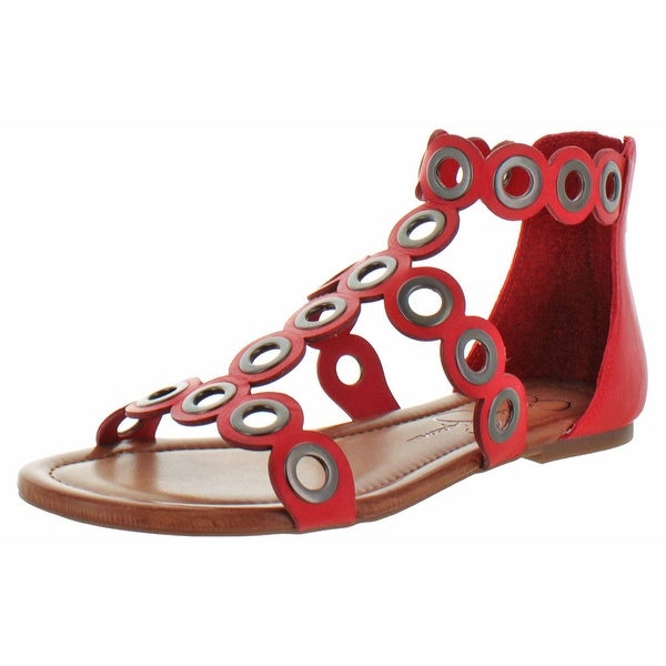 Jessica Simpson Korva Women's Flat Gladiator Sandals