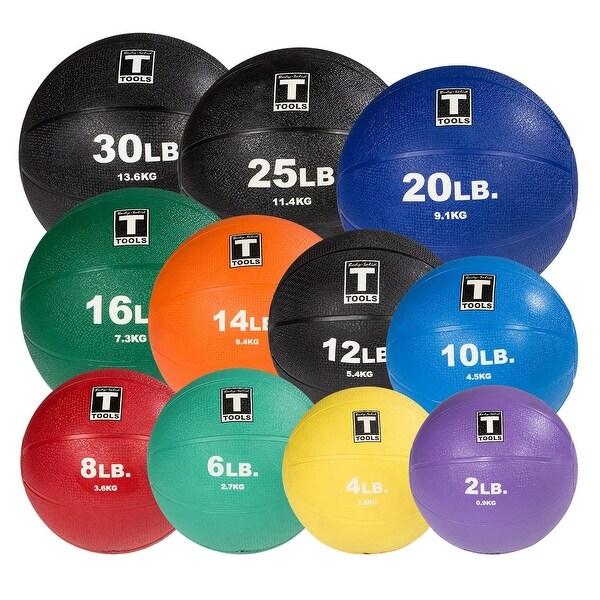 Body-Solid Coloured Medicine Ball