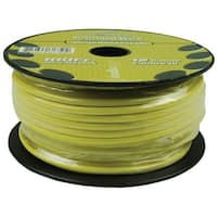 Audiopipe 12 Gauge 100Ft Primary Wire Yellow