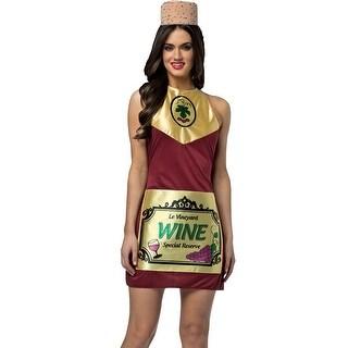 Fine Wine Dress Costume