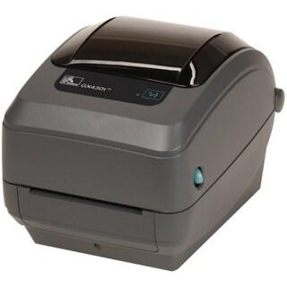 Zebra Printer - Zebra Ait,Gx430t,300 Dpi,Thermal Transfer,Epl And Zpl,Usb,Serial,10/100 Ethernet