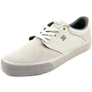 DC Shoes Mikey Taylor Vulc Tx Round Toe Suede Skate Shoe