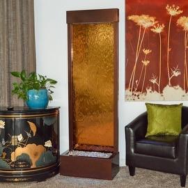 Bluworld Gardenfall Waterfall w/ Bronze Mirror, 6-Foot