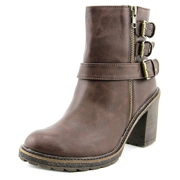 White Mountain Jojo Women Brown Boots