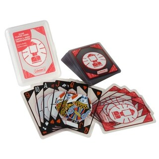 """""""Coleman Waterproof Playing Cards Playing Cards"""""""