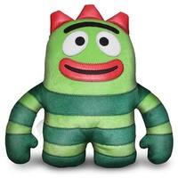 "Yo Gabba Gabba Brobee 12"" Designer Plush Doll - multi"