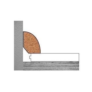 "APC Cork APC-AMOR-P-QR 78"" Quarter Round For Use with APC-AMOR-P Cork Flooring ( - N/A"