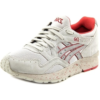 Asics Gel-Lyte V Youth Round Toe Synthetic Gray Sneakers