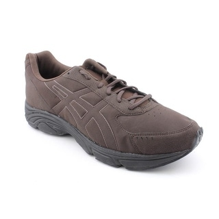 Asics Gel-Advantage Men  Round Toe Synthetic Brown Walking Shoe