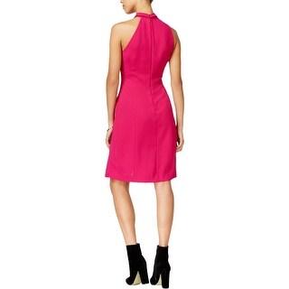 Rachel Rachel Roy Womens Wear to Work Dress Frayed Hem Ruffled (3 options available)