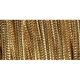 Solid Gold - Needloft Novelty Craft Cord 20yd
