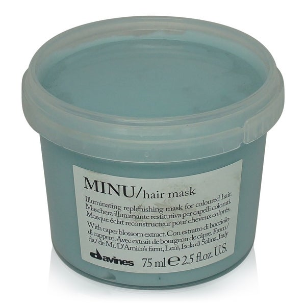 Davines MINU Illuminating Hair Mask 2.5 Oz