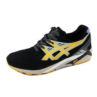 Asics Men's Gel Kayano Trainer Black/Yellow H43HK 9005 Size 11