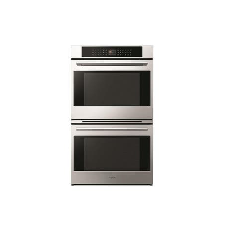 30 Inch Double built-in electric oven SS