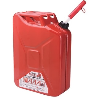 Midwest Can 5 Gallon Metal Jerry Can
