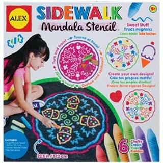 Sweet Stuff - Sidewalk Mandala Kit